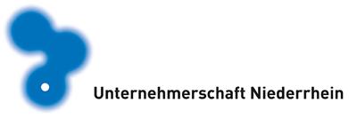 Unternehmerschaft Niederrhein (Logo)