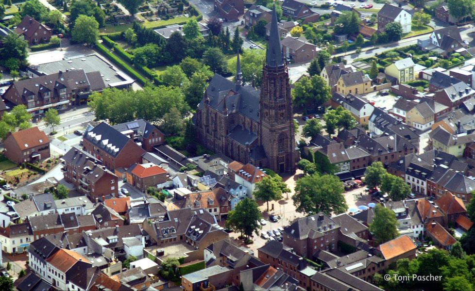 Gemeinde Schwalmtal (Luftaufnahme)